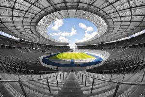 Ziplining and sustainability in Stadiums